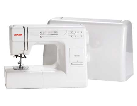 Janome HD-3000 With Case
